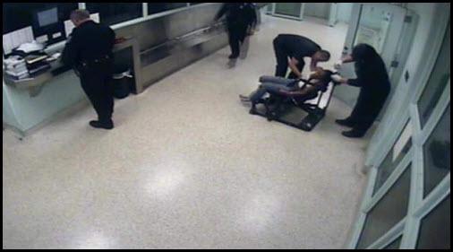 Police Caught On Surveillance Cutting Off Black Women's ...