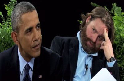 Between two ferns Barack Obama