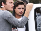 zac efron fight