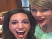 taylor swift surprises fan gena at bridal shower