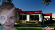 kfc pay for mauled girls hospital bills