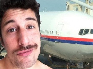 jason biggs Malasian Airlines crash