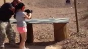 9-Year-Old Girl Accidentally Kills Instructor with Uzi