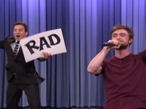 Daniel Radcliffe Raps Blackalicious Alphabet Aerobics
