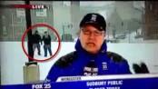 Drug Deal Caught on Live NewsCast