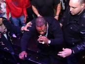 Rapper Busta Rhymes Gets INJURED During Performanc