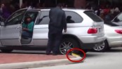 Woman Gets Her BMW Booted At A Bad Girls Club Audition And Drives Off Anyway