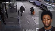 bronx thief kicks pregnant woman