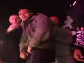Chris Brown almost got shot at Fiesta Nightclub