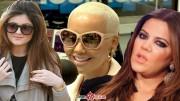 Amber Rose khloe Kardashian Fight