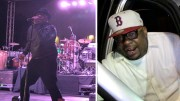 Bobby Brown Performs at Soul Food Festival